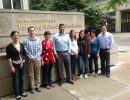 Zhou lab group shot 2013